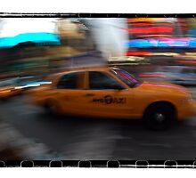 Taxi by Jean-François Dupuis