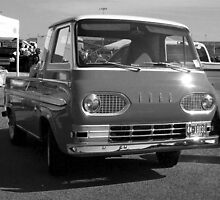 B&W Ford by . NEY.