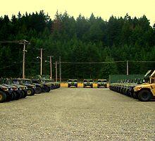 Line Em Up by kat  -