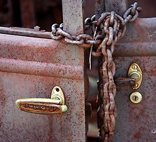 Chained to the Past by Vicki Pelham