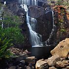MacKenzie Falls at the Grampians by Darren Stones