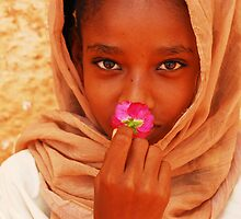 Flower of Peace by Anthony Asael