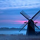 Herringfleet Mist by Rick Bowden