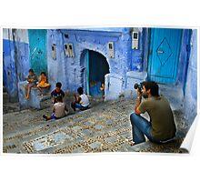 Children of Chaouen Poster
