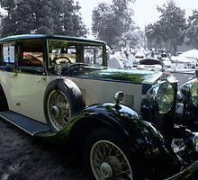 1933 Rolls Royce by TeeMack