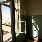 Open Windows in Derelict Building by Lucy Heber-Percy