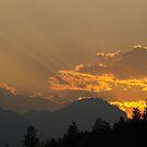 Golden Sunset 2 by Jeff Ashworth & Pat DeLeenheer