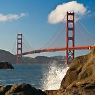 Golden Gate Afternoon by Doug Scott