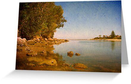 Lake Cathie by Kitsmumma