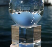 Cylinder, Cube, Sphere by Bryan Freeman
