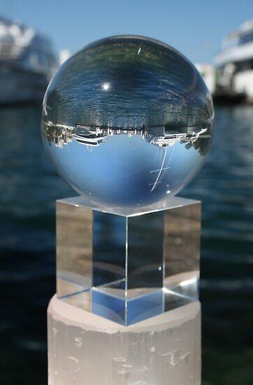 Cylinder, Cube, Sphere by Bryan Freeman