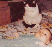 "Precious babysits her ""little sister"" by ElfJoyRosser"