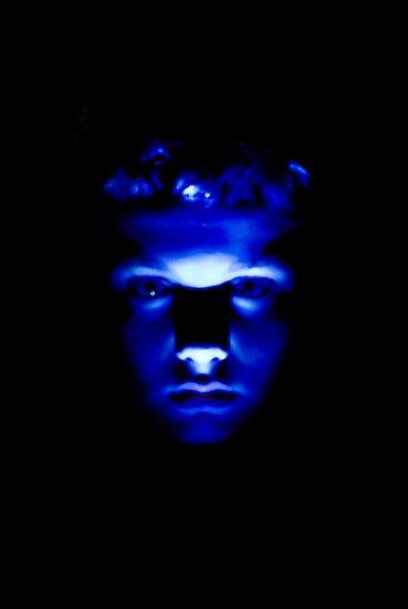 Feeling Blue by Richard Hamilton-Veal