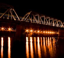 Night Train by Steve Chapple