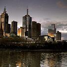 Metropolis Melbourne by Ellie Won