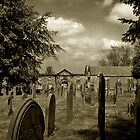 Wentworth Graveyard  by Andy Smith