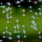 bubbles by Roslyn Lunetta