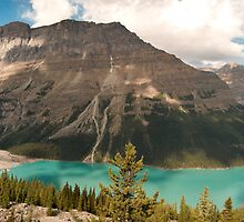 Peyto Lake, Banff National Park by chwells