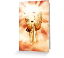 Angel of Victory Greeting Card