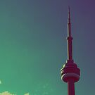 CN Tower by Th3rd World Order