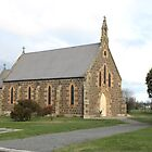 St Michael's Roman Catholic Church 1857. Tasmania by PaulWJewell