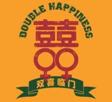 Double Happiness Series - Female & Female by leftpixel