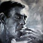 Portrait of David by Maninder
