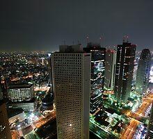 Tokyo Night by DJIntegr8