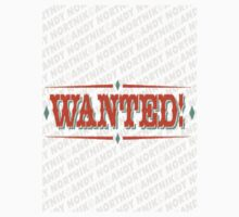 Wanted by Tobi