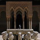 Alhambra, Granada, Spain by ljm000
