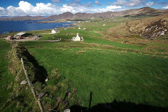 Allihies Countryside by Donncha O Caoimh