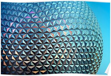 Spaceship Earth by Cora Wandel
