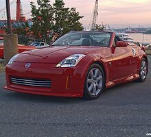 Nissan 350Z Convertible by kenmo