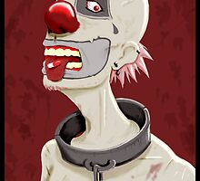junkie clown by Jop-art