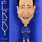 John Terry by Brendan Williams