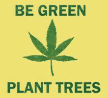 Be Green by billinab