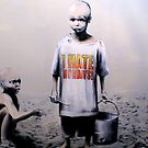 Banksy - I Hate Mondays by Kiwikiwi