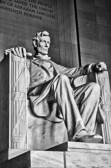 Lincoln Memorial by Jeff Blanchard