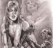 Randy Rhoads by Alleycatsgarden