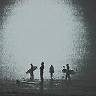 Surf Patrol by Jason Lee Jodoin