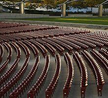 Glow Seats by Adam Bykowski