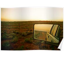 Desert Dreaming Poster