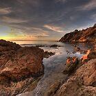 Mount Martha sunset by Michael Sanders
