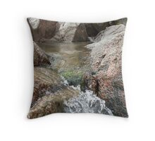 Bluewater 3 Throw Pillow