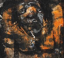Depressive cave troll  by bernard lacoque