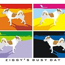 Ziggy's busy day by Matt Mawson