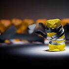 Gummy Bear Photography - Famous Anonym by michalfanta