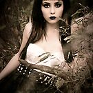 Viridescent Chic by Aisha Diandra
