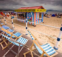 Deckchairs by Claire Hutton