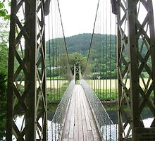 Bridge at Betws y Coed by LumixFZ28